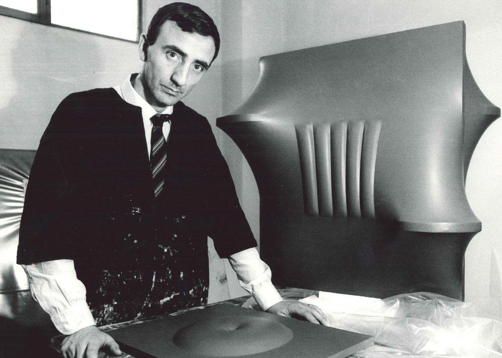 Agostino Bonalumi – Composizione