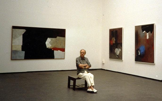 Giuseppe Santomaso – Composizione