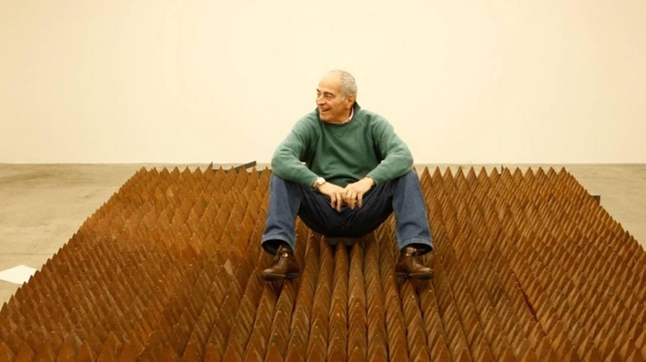 Mario Ceroli – Twombly
