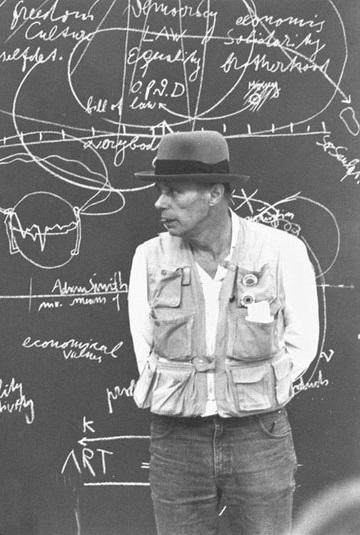Joseph Beuys – POUR